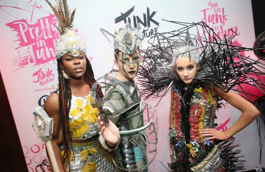 image of Junk Kouture hair and make up tips