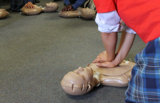 image of School for lifesavers