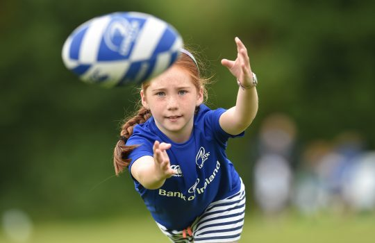 image of A summer of fun-filled Leinster Rugby Summer Camps