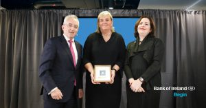 Bank of Ireland Gold Sovereigns International Women's Day 2019