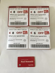 Bank of Ireland SuperValu Real Rewards